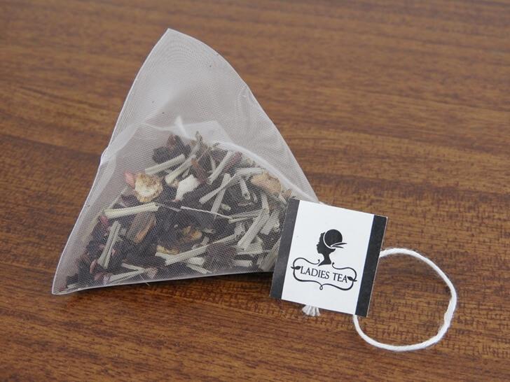 日本頂級PET立體茶包
