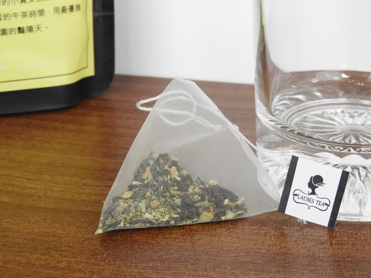 三角立體茶包很正點