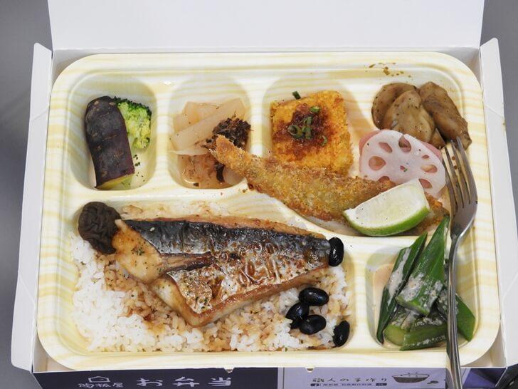 陶板屋鮮魚御便當(御弁当)NT190 2021.2