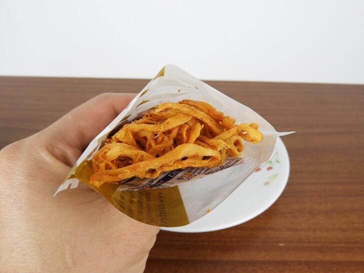撕開辛‧乳酪絲包裝