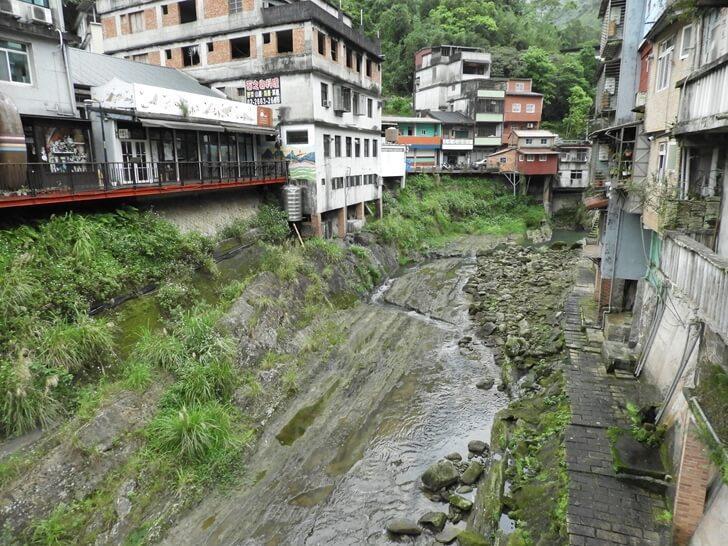 這條是崩山溪
