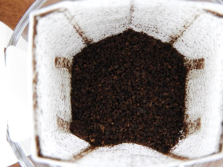 蠻恰當的研磨咖啡粉粗細
