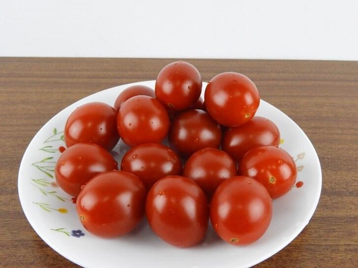 剛洗好的 i3Fresh 愛上新鮮的台南鹽地小蕃茄