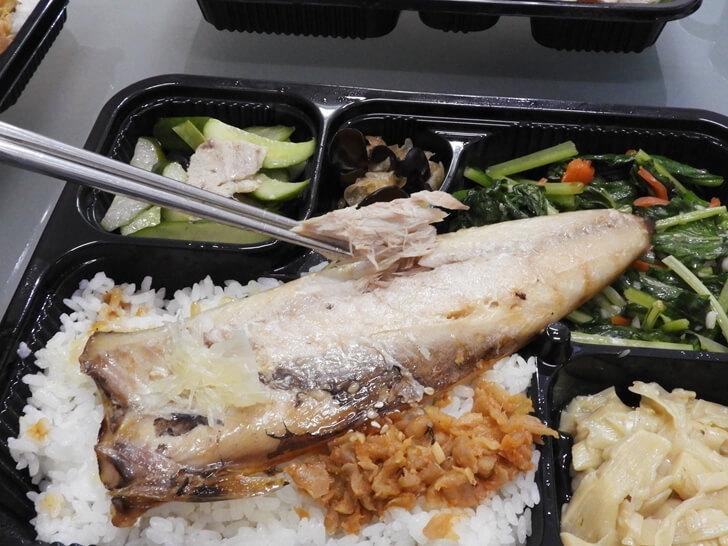 挪威鯖魚的肉質就是讚!