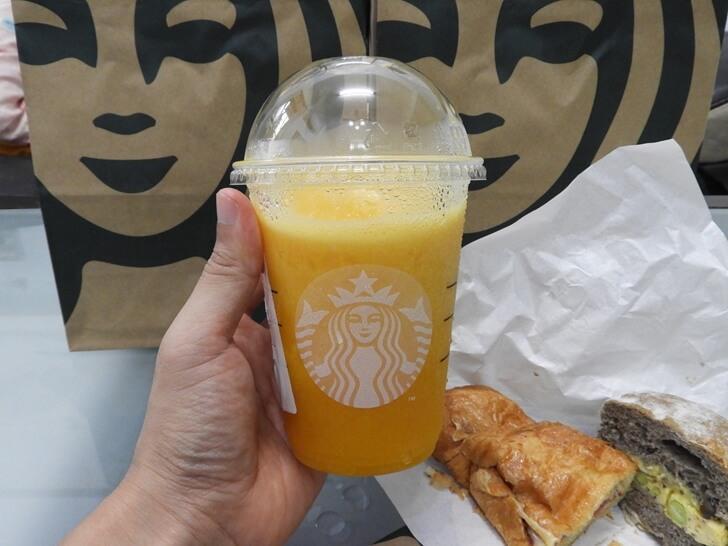 星巴克雙果果汁星冰樂